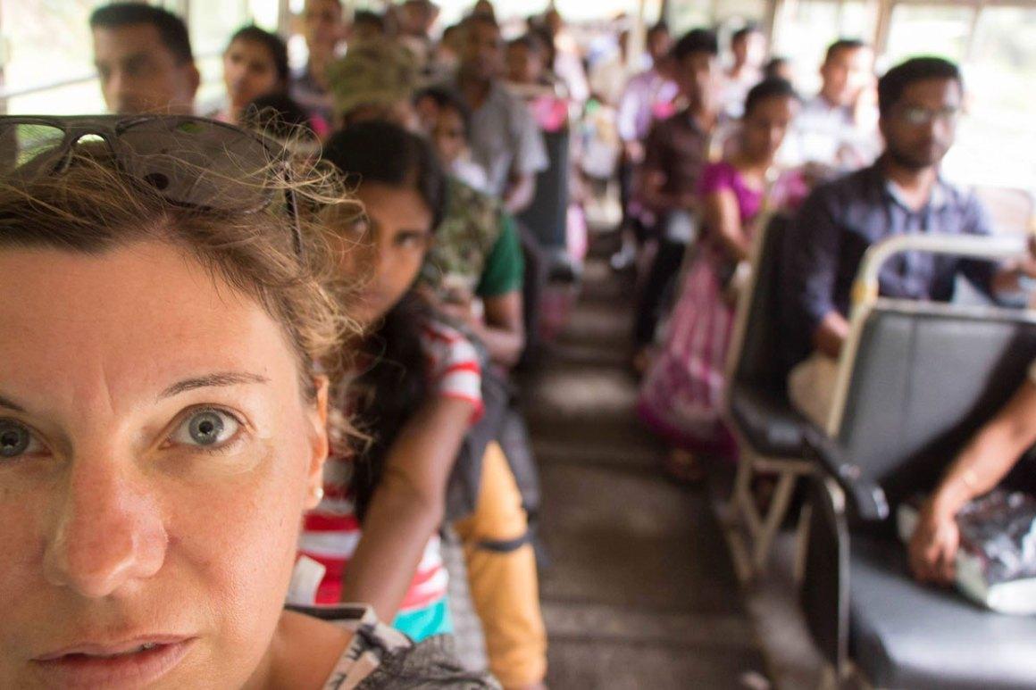Busrit in Sri Lanka