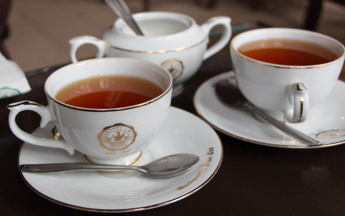 Sri Lanka Ceylon Tee Mackwoods