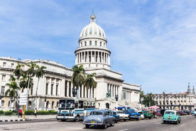 Kuba Reisetipps Capitolio in Havanna - Sehenswürdigkeit in Kuba