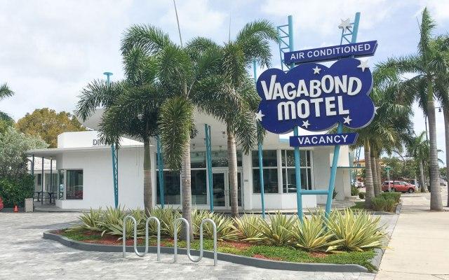 Geheimtipp Miami Modern Vagabond Motel