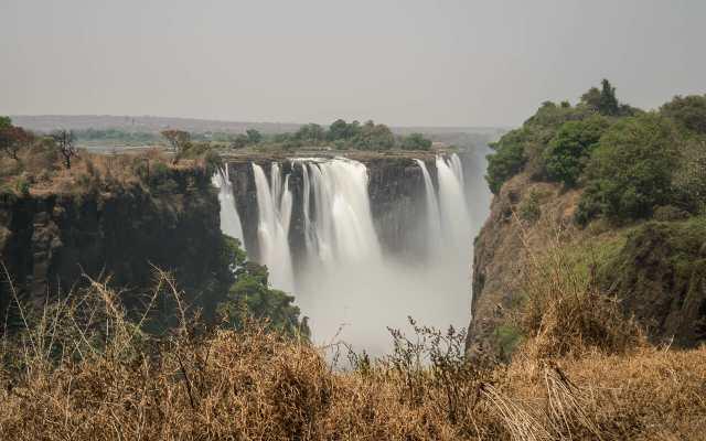 Botswana Reisetipps Victoria Falls