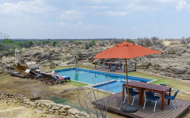 Windhoek Unterkunft Naankuse