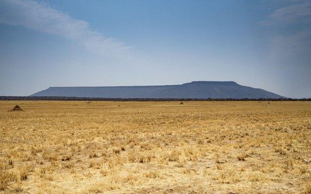 Waterberg Plateau Namibias Tafelberg