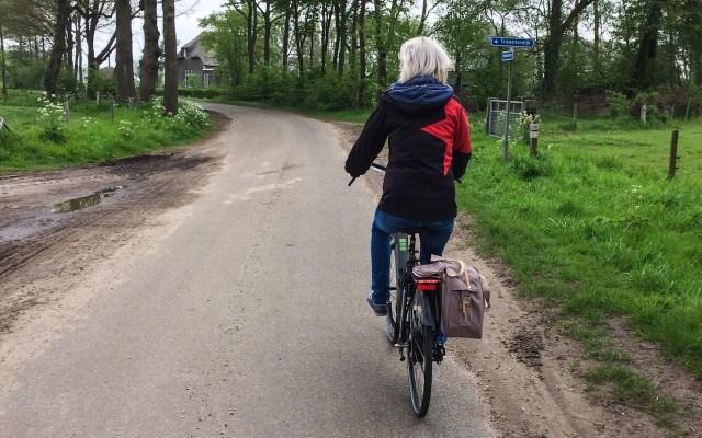 Holland Lekkerradeln Radfahren