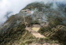 Choquequirao Trek Peru Inkaruinen