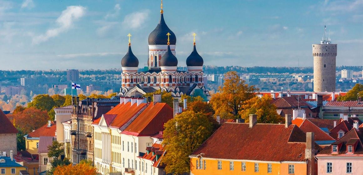 Vooruitzichten voor Tallinn Estland