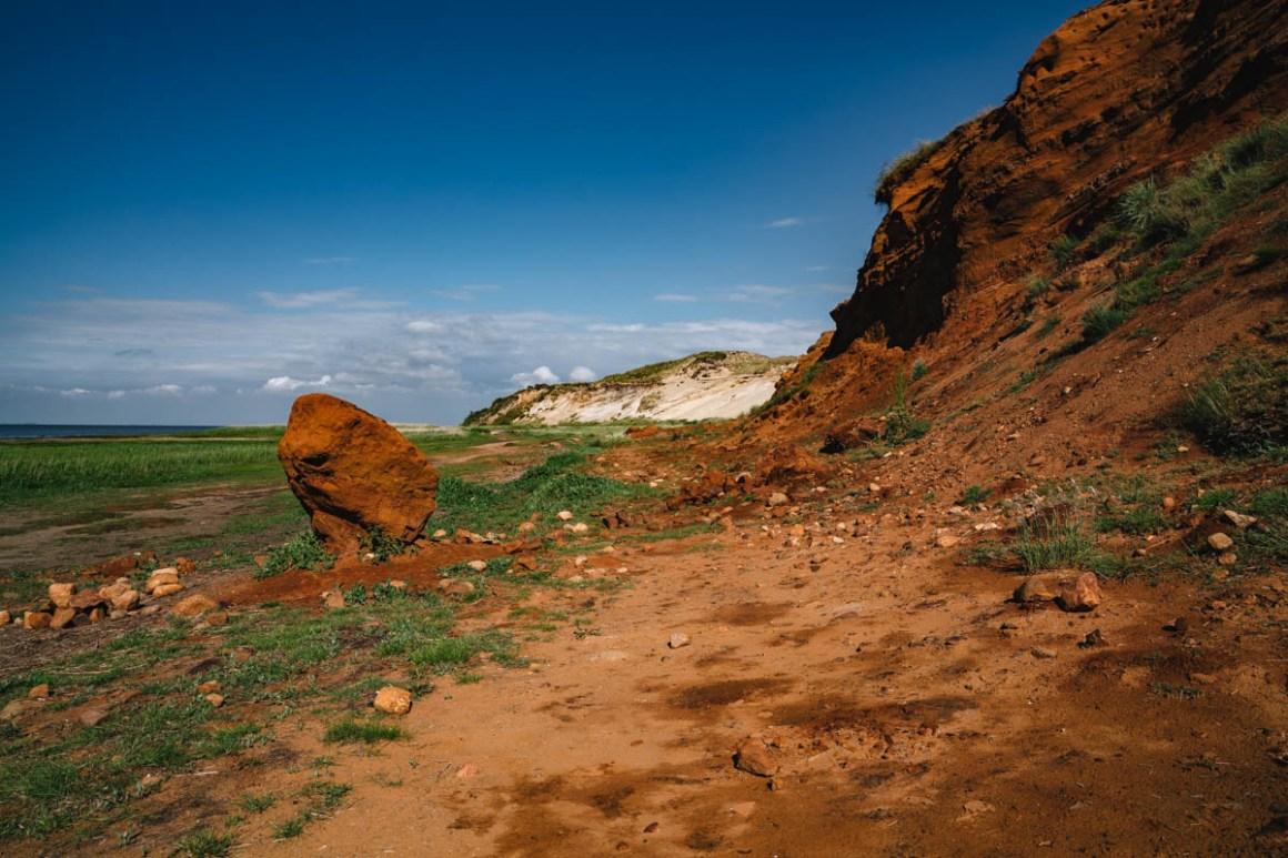 Wandern Morsumer Kliff