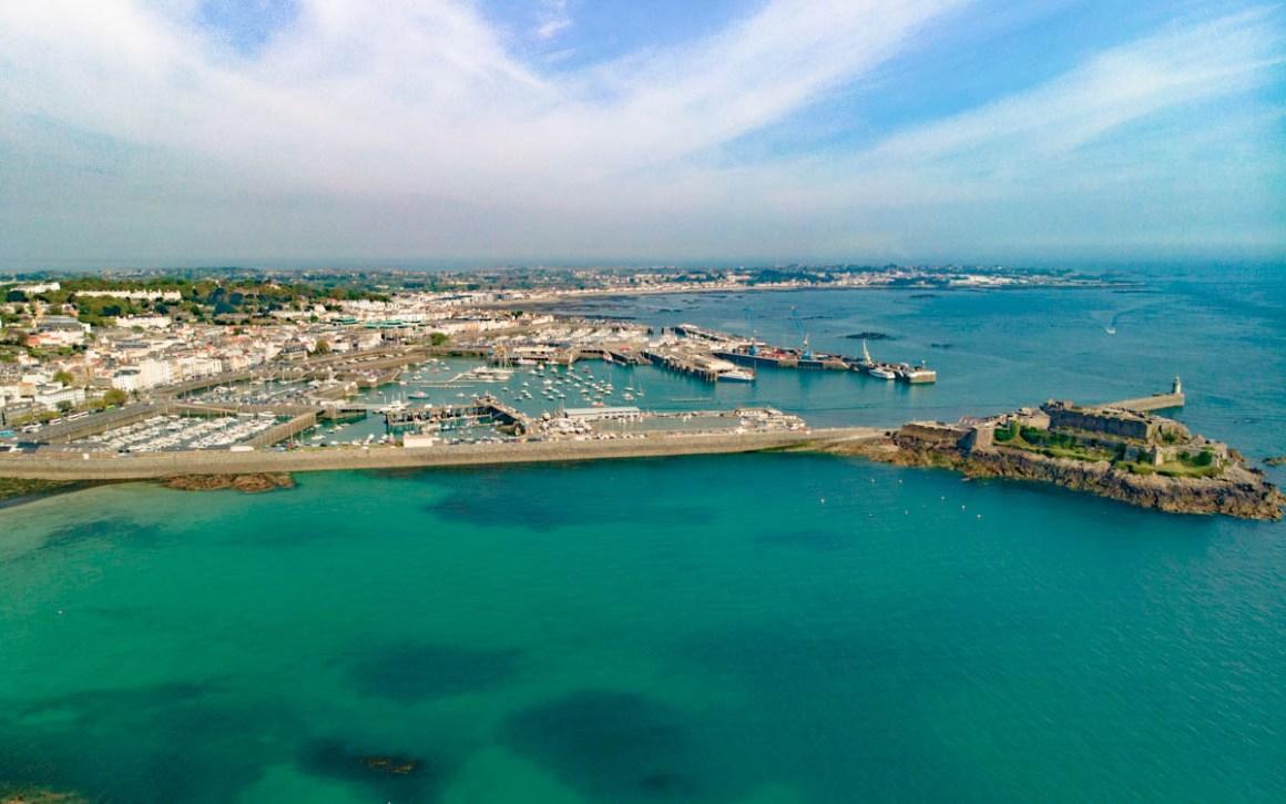 Guernsey Port St. Peter Port