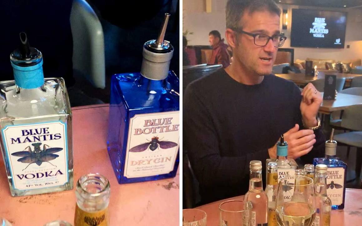 Guernsey Slaughterhouse Gin Vodka Proeverij