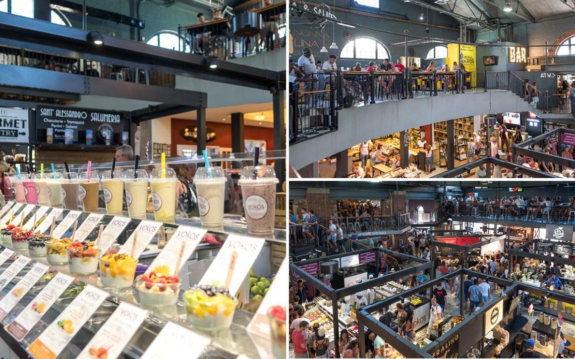 V & A Food Market Cape Town