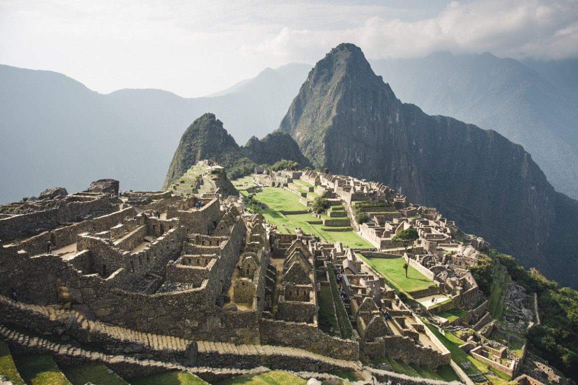 Bezoek Machu Picchu