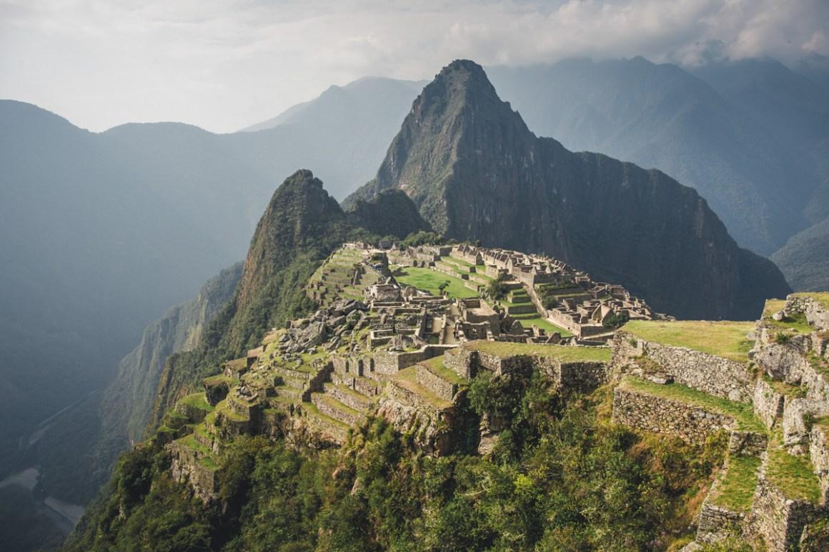 Zie Peru Machu Picch