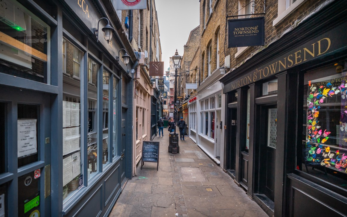 Brydges Place Londen