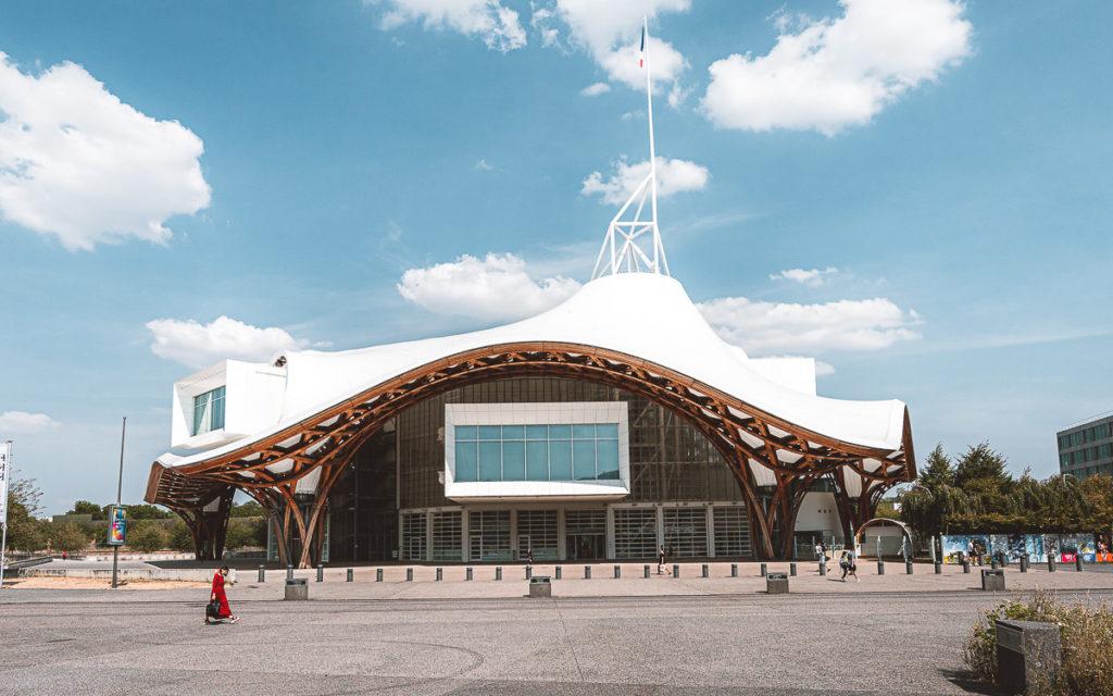 Metz Centre Pompidou-Metz
