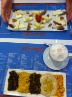 Marmelat: Mezze- und Käseteller