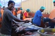 Fischmarkt in Mindelo