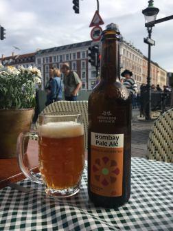Bombay Pale Ale, Nyhavn