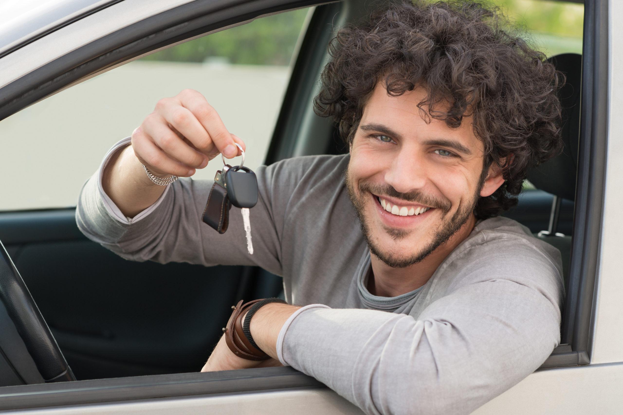 Die Suche nach dem passenden Auto