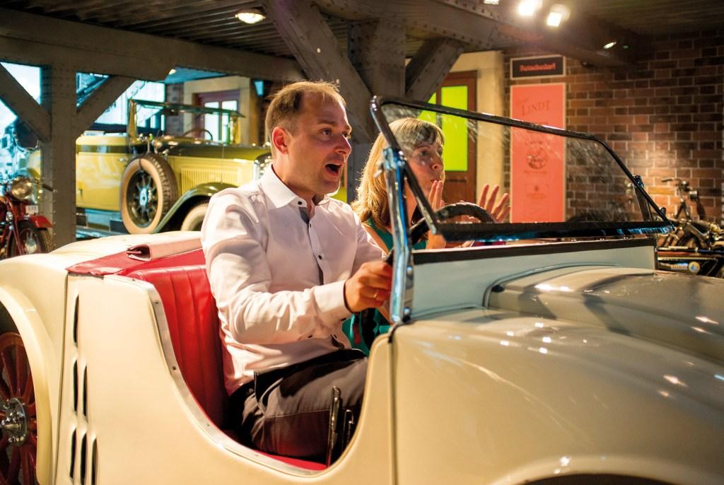"""Bei einem Besuch im """"PS.Speicher"""" in Einbeck schlägt das Herz jedes Oldtimerfans höher - 130 Jahre individuelle Mobilität"""