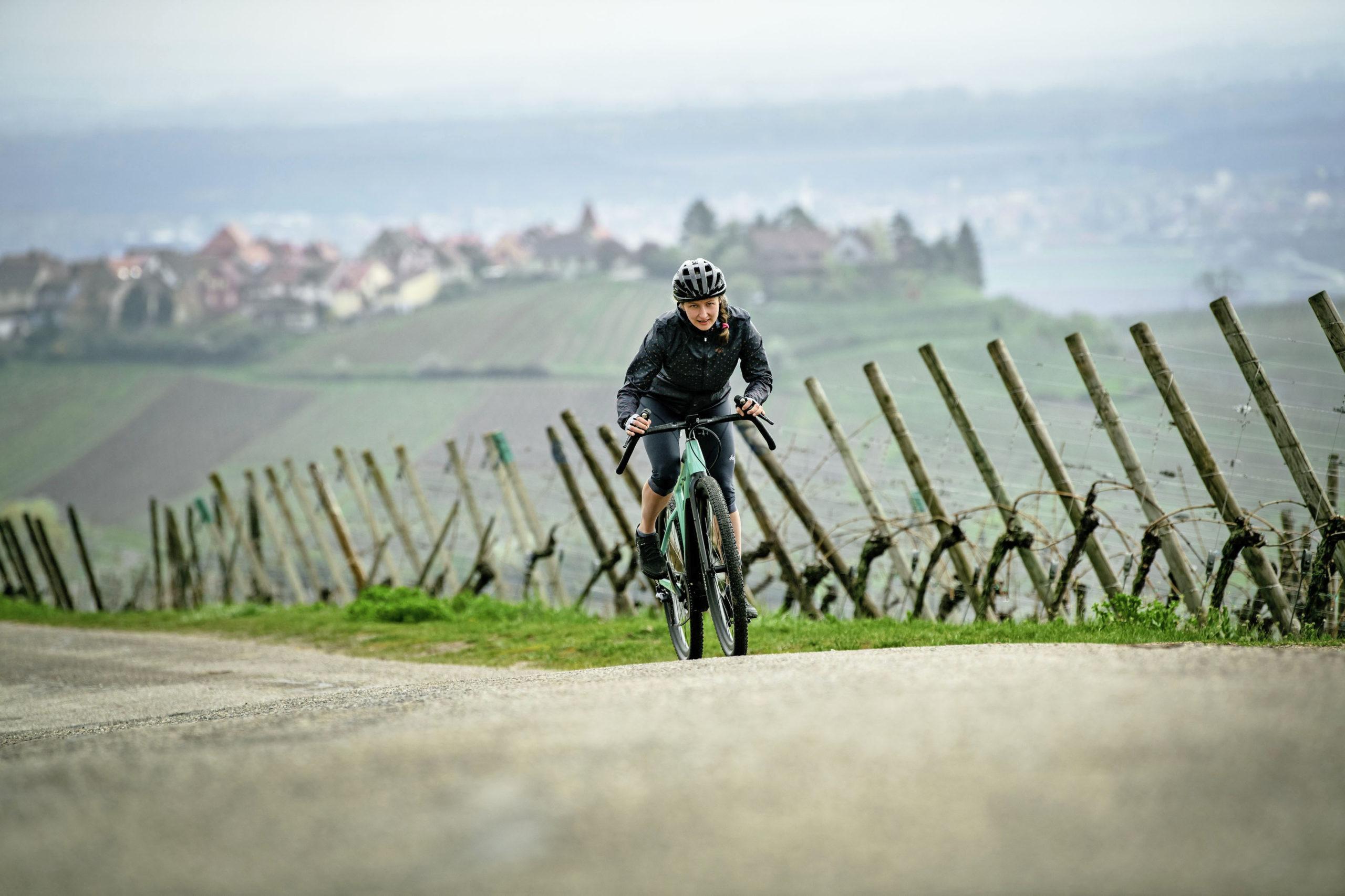 Effektives Work-out mit dem E-Bike
