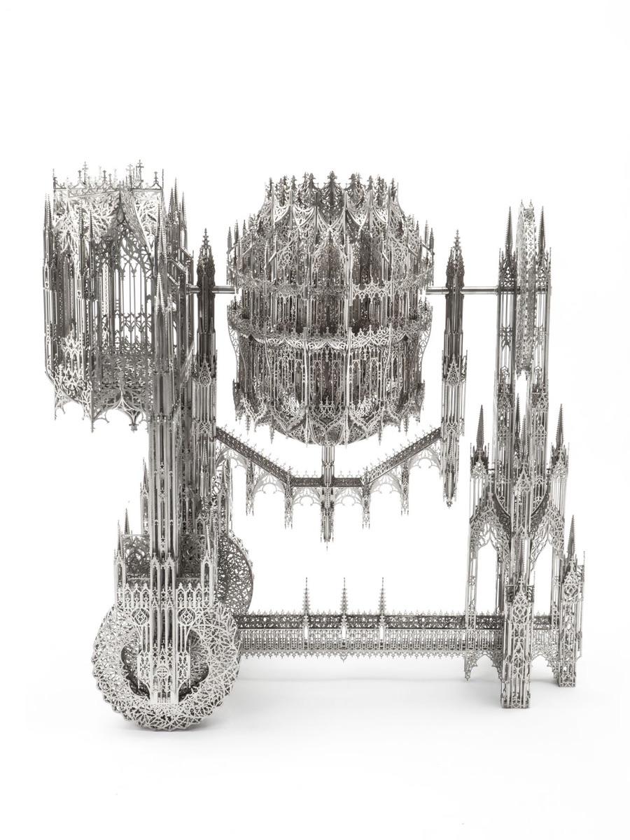 Wim Delvoye Art Of Steel And Elements VIE Magazine