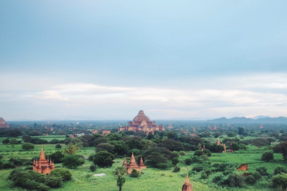 VM's travle guide to Myanmar: Bagan