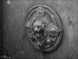 Averly - rosetón de la puerta al jardín