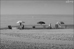 Summertime on the beach