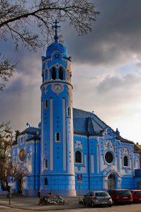 Biserica Albastra Bratislava