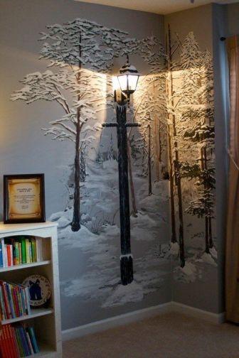 iarna in casa