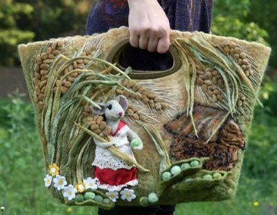 model deosebit de geanta - sacosa