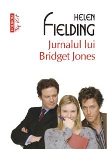 Jurnalul lui Bridget Jones, carte scrisă de Helen Fielding