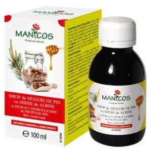 Siropul natural de la Manicos - beneficii majore pentru organism