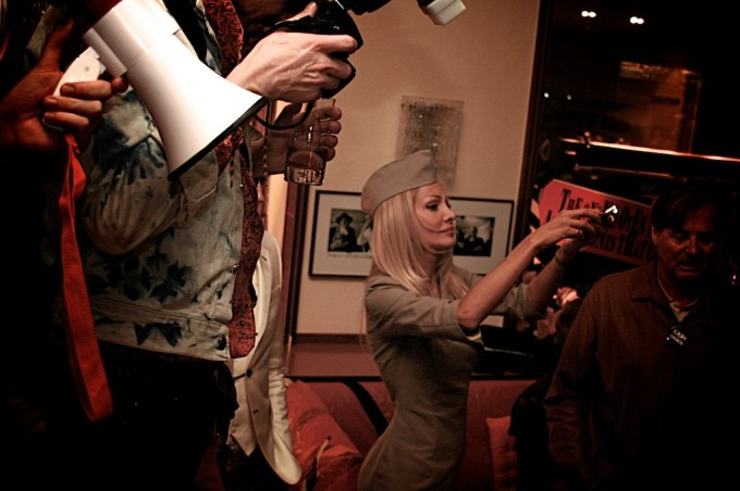 Vivienne Westwood.Cafe Korb 25