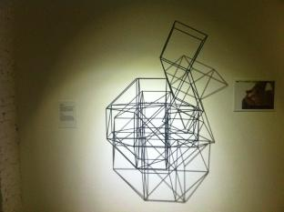 Specially realized work for exhibit by Anya Zholud