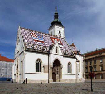 St. Mark's Church by Pudelek