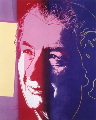 Golda Meir, Collection of the Blavatnik Family. Photograph courtesy of Ronald Feldman Fine Arts, New York