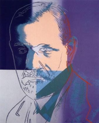 Sigmund Freud, Collection of the Blavatnik Family. Photograph courtesy of Ronald Feldman Fine Arts, New York