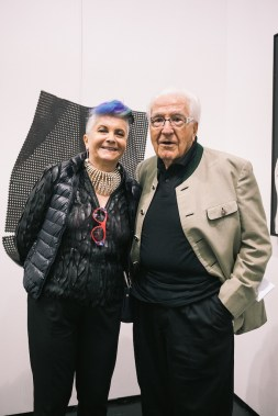 Paola and Marino Golinelli