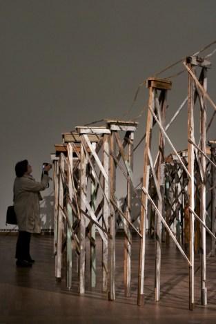 Tracey Emin   Leopold museum , Photo: Kristina Kulakova