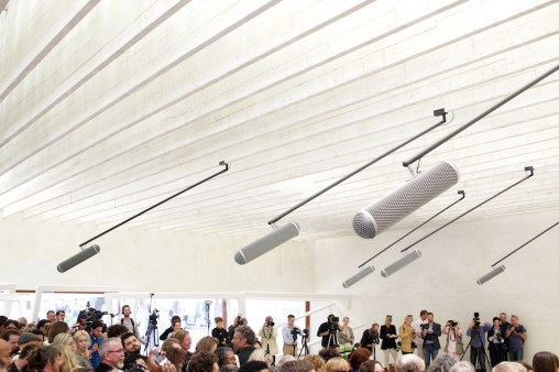 Camille Norment, the Nordic pavilion at the 56 Venice Biennale