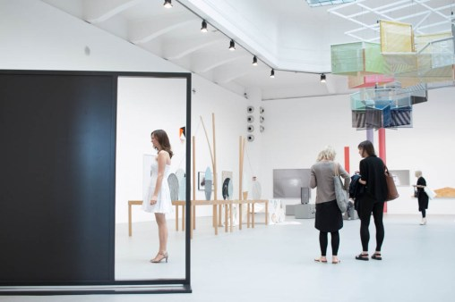 'Future Light' at MAK, installation view