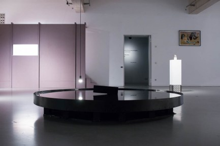 24/7 the human condition, installation view