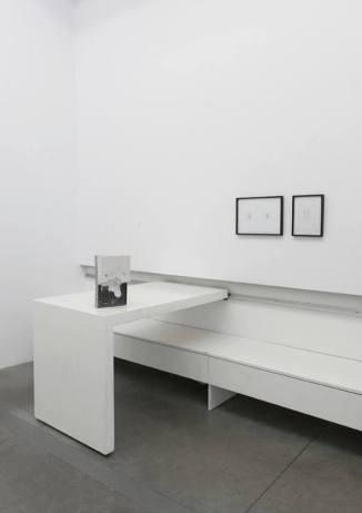 M Ute Müller and Christoph Meier Curator Bettina Steinbrügge 12 September – 30 October, 2014