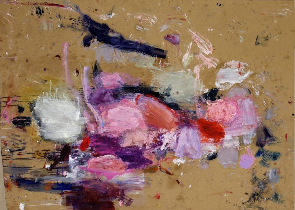 Martha Jungwirth, Untitled, 2015 © Courtesy of Galerie Krinzinger and the artist, photo by Jasha Greenberg