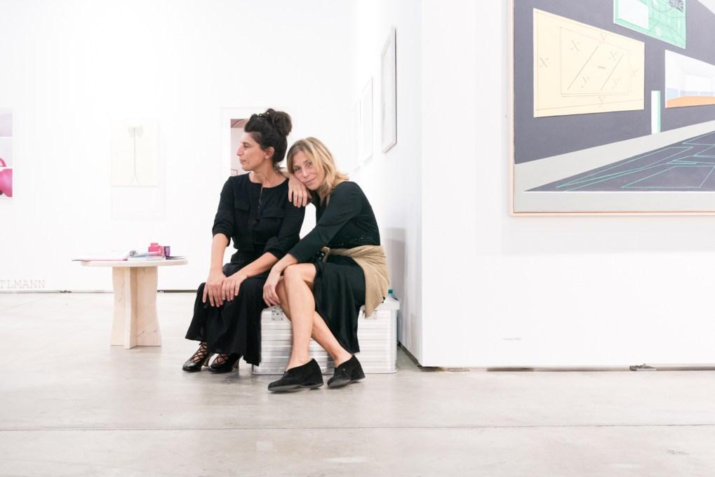 Carol Tachdjian and Silvia Steinek