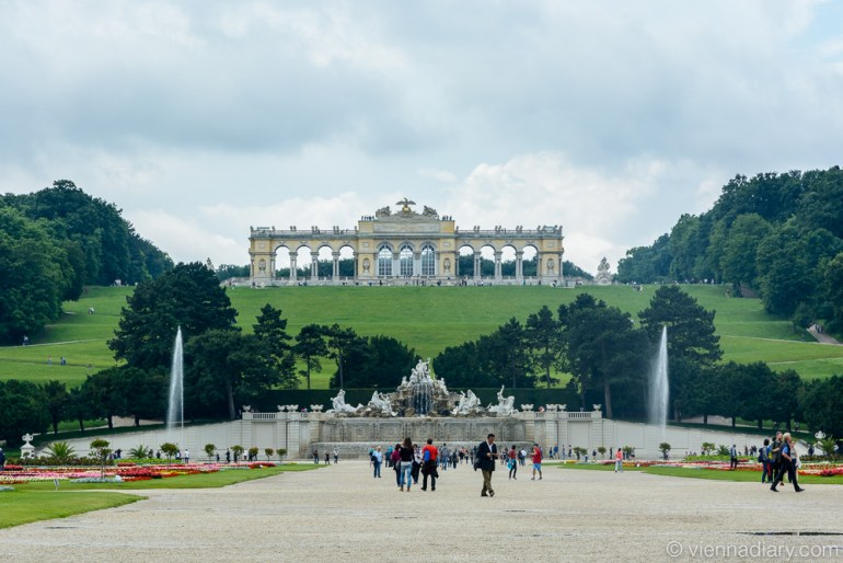 Places to visit in Vienna: Schönbrunn Palace