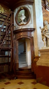 Prunksaal - biblioteca Nazionale