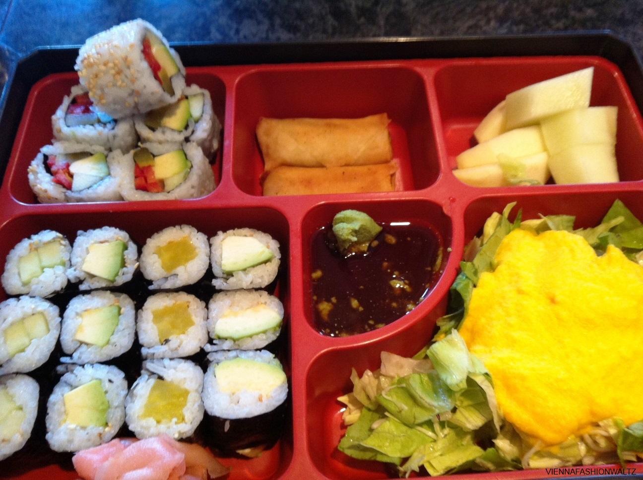 suk sushi, Die besten Restaurants in Wien!