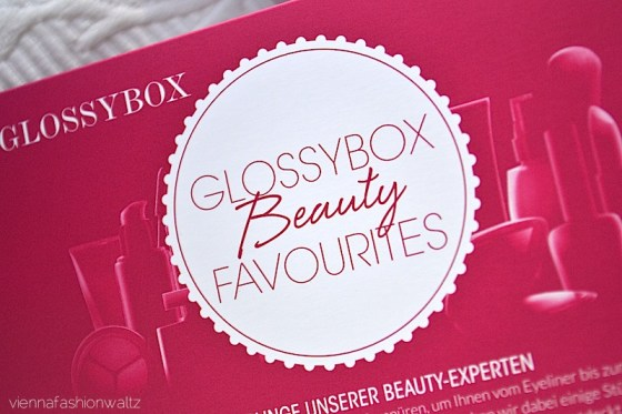 01 Glossybox beauty Favourites